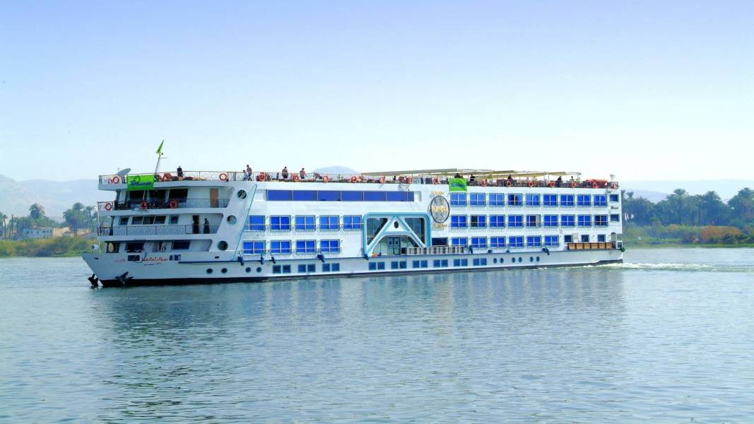 Excursies Egypte Royal Esadora Nile Cruise