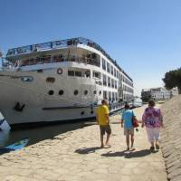 Excursies Egypte Grand Princess Nile cruise Egypt