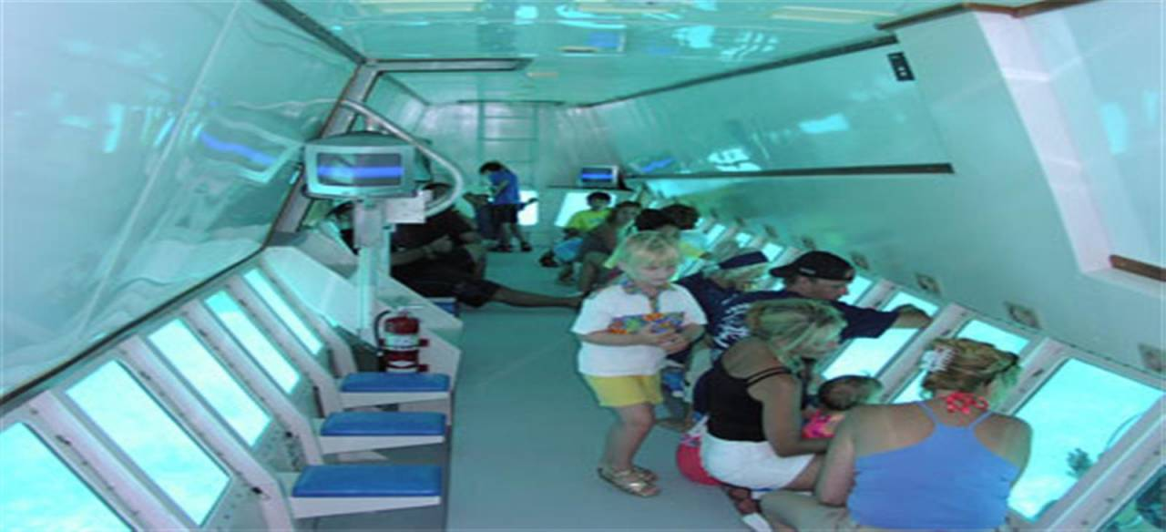 Excursies Egypte Submarine Trips From Marsa Alam