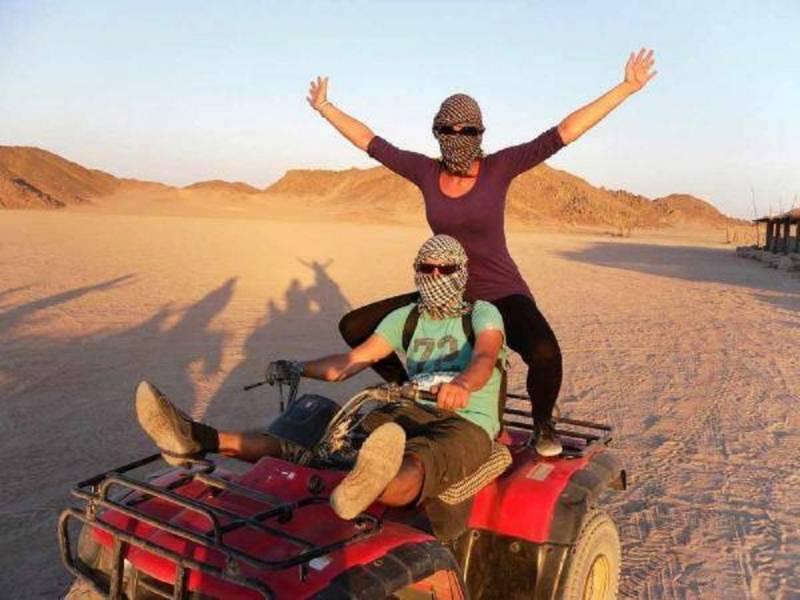 Excursies Egypte Safari Tours From El Gouna