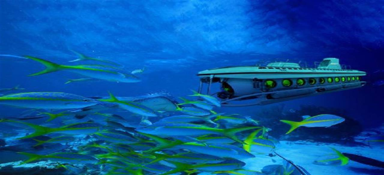 Excursies Egypte Submarine Trips From El Gouna