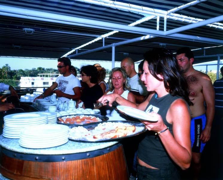 Excursies Egypte Nile Cruises From El Gouna