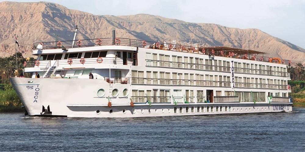 Excursies Egypte Nile Cruises From Makadi
