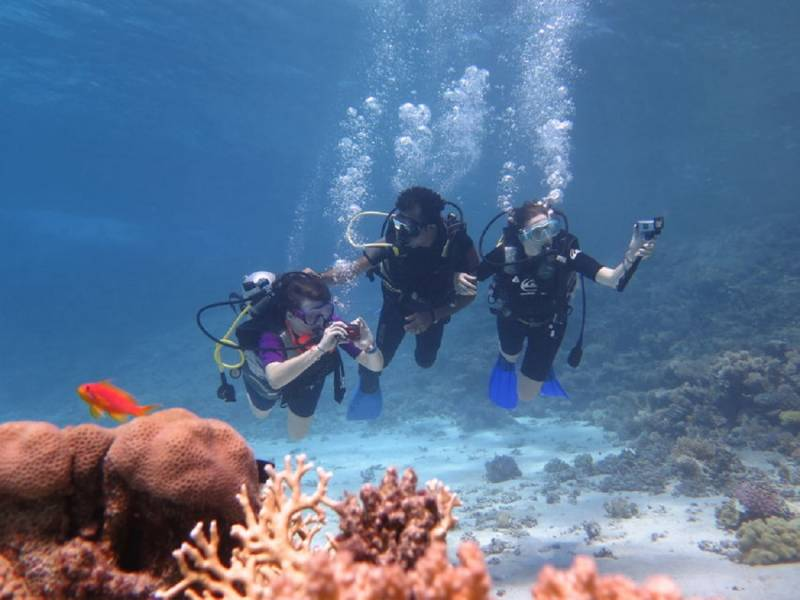 Excursies Egypte Scuba Diving Tours From Hurghada