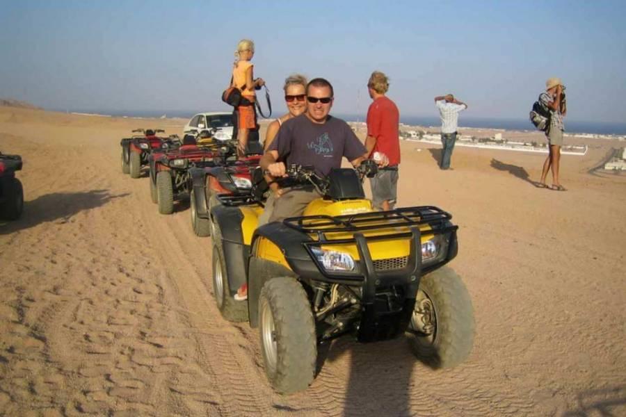Excursies Egypte safaris au départ d'El Gouna