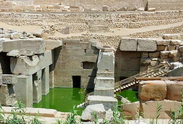 Excursies Egypte Louxor visites de Makadi