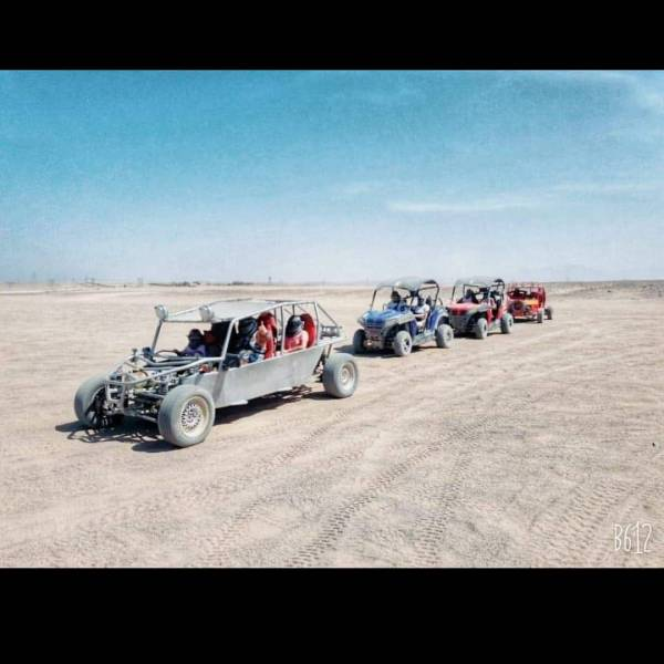 Excursies Egypte Makadi Safari tours et excursions