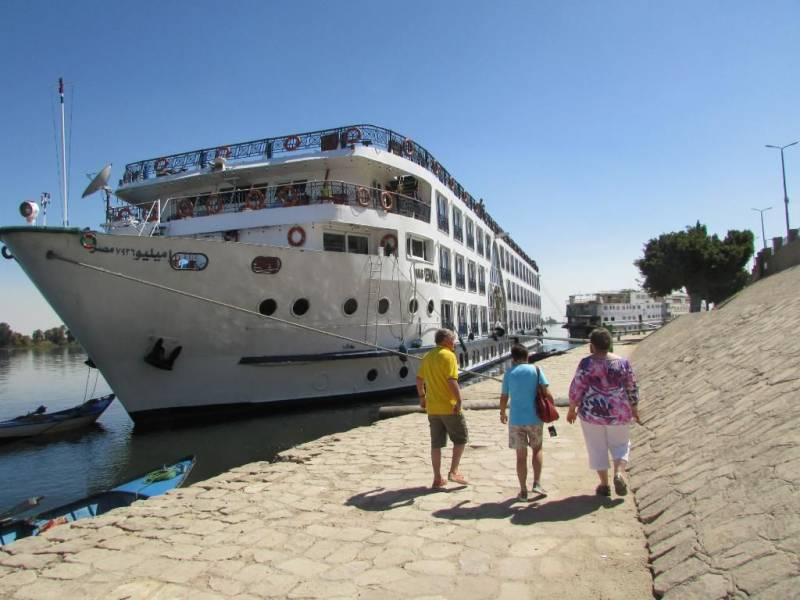 Excursies Egypte Croisière sur le Nil De Makadi