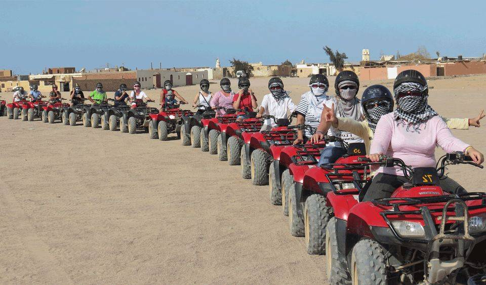 Excursies Egypte Safari Tours From El Gouna
