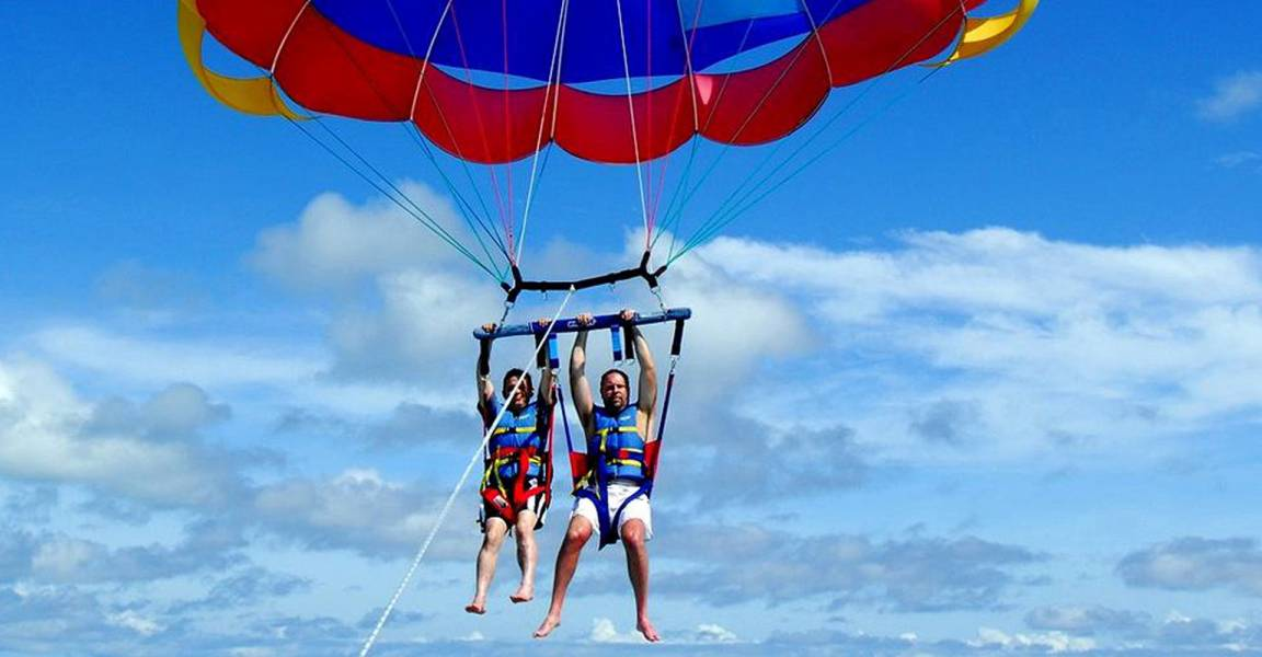 Excursies Egypte Makadi Parasailing Excursions