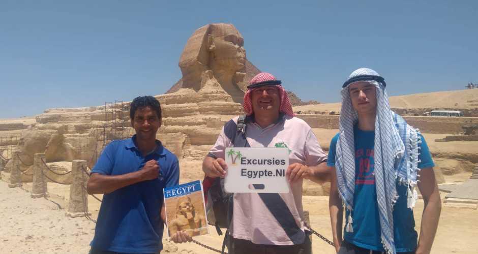 Forfaits et voyages en Egypte