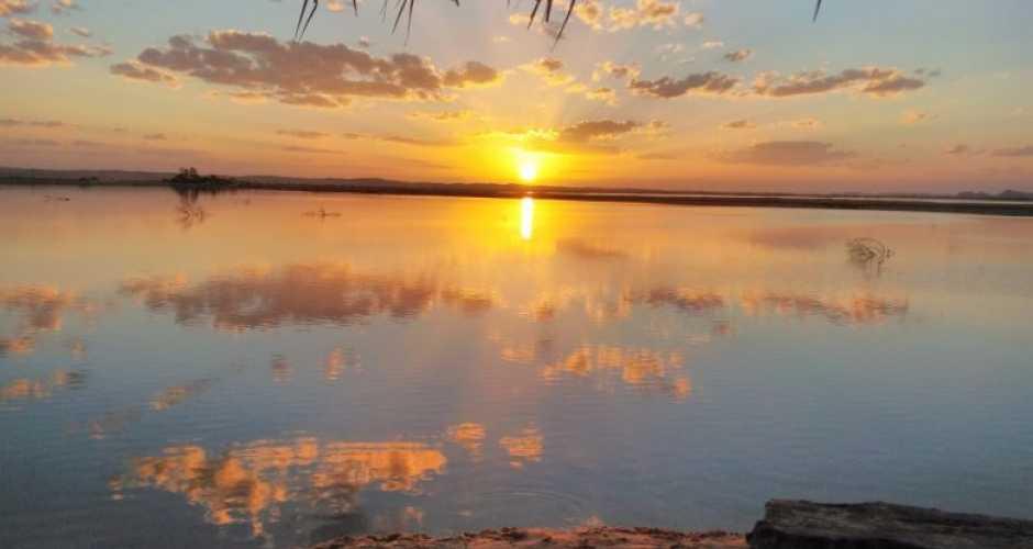 Fatnas at Sunset