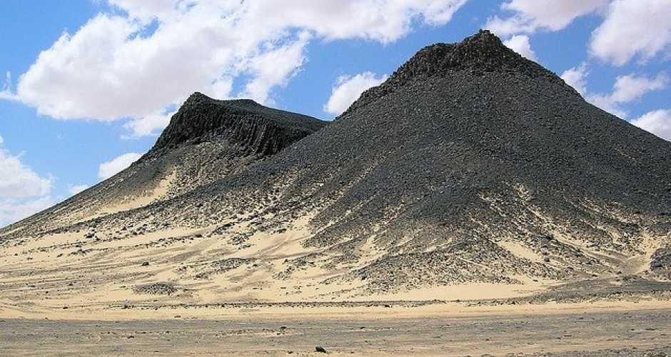 Le désert noir