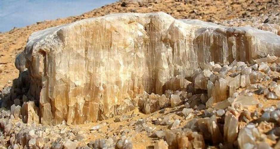 3- De Crystal berg