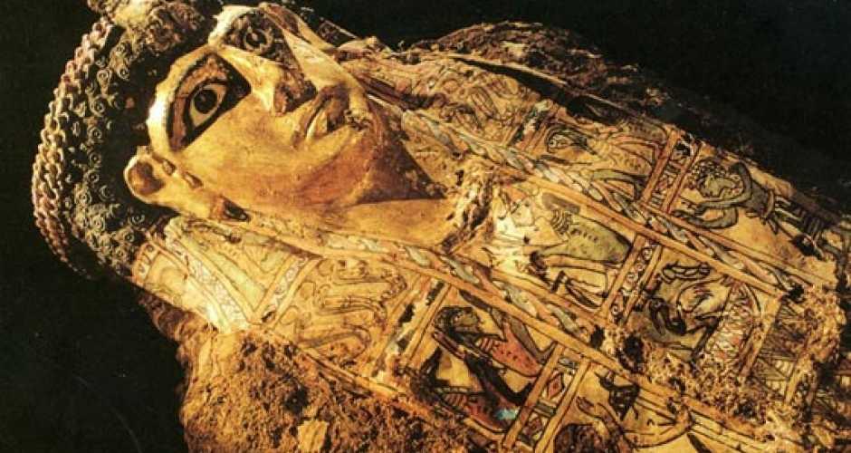 4-Het museum van de gouden mummies