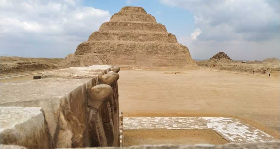 1-The Step Pyramid
