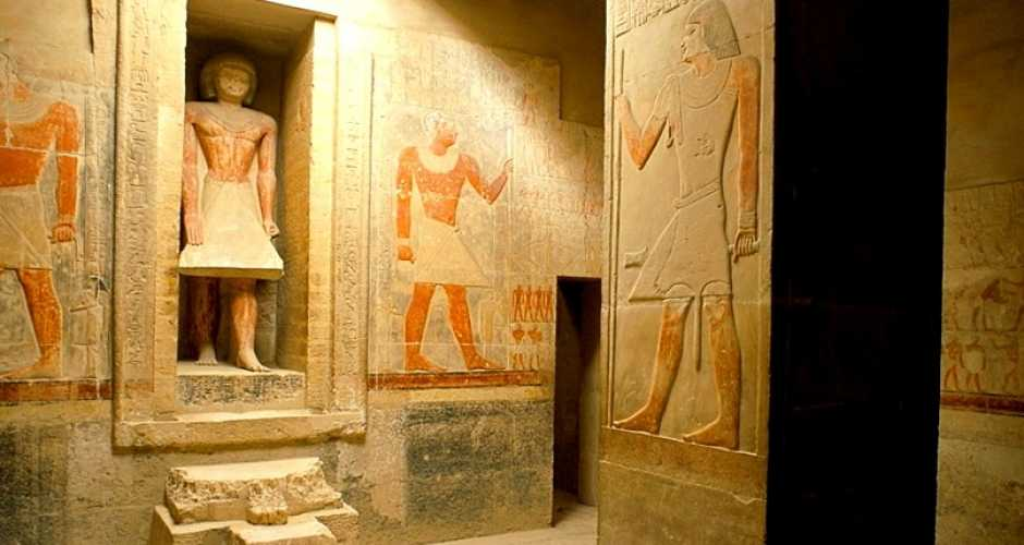 5-The Mastaba of Meriruka