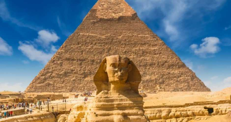 4-The Great Sphinx