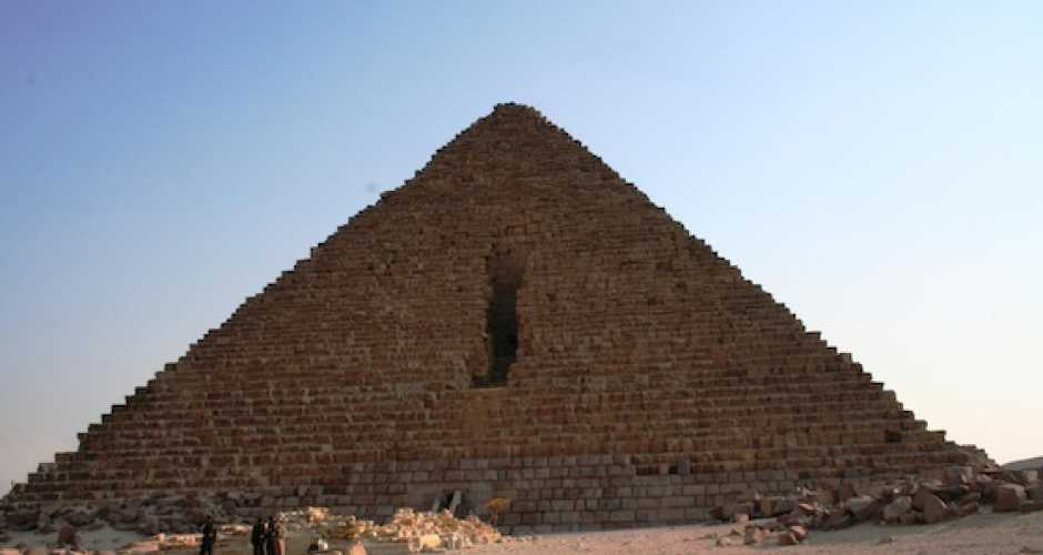 3-The Pyramid of Menkuara
