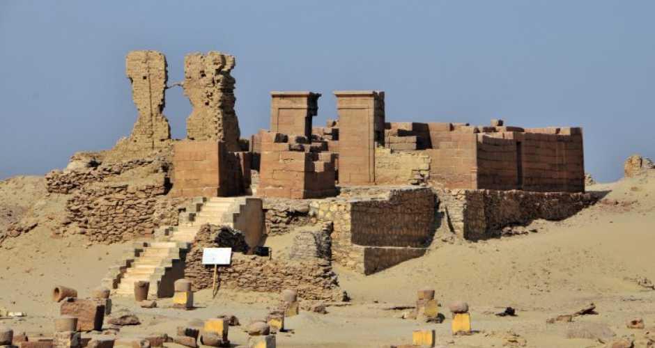 Karanis City in Fayoum