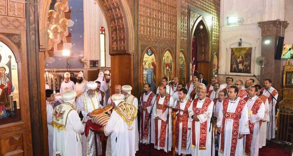 6-Coptic Orthodox Damietta Diocese in Damietta