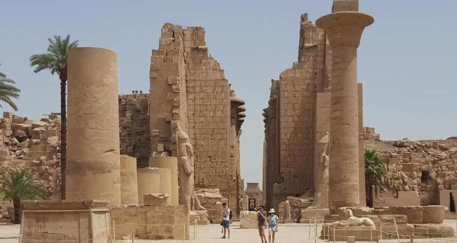 1- Karnak temple