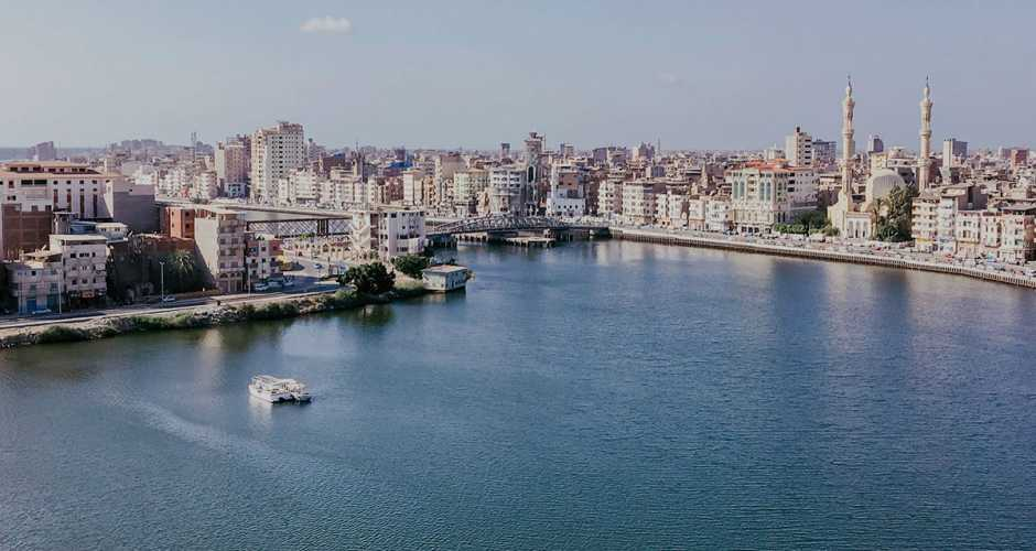 Damietta Stad