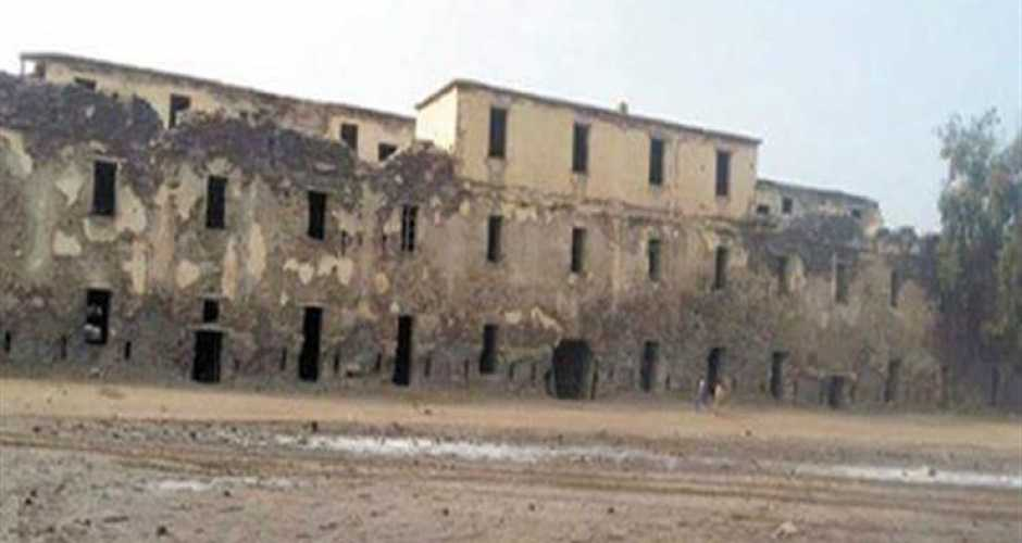 7-Het fort van Oraby
