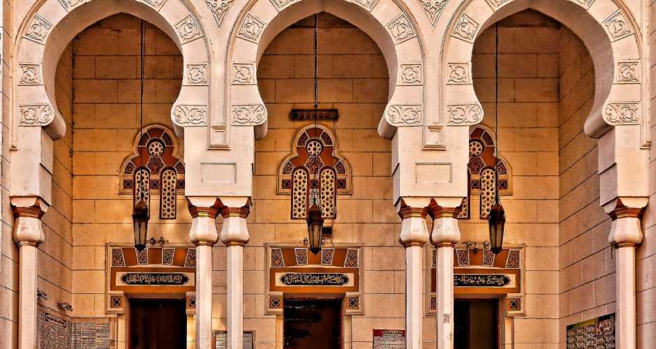 9-The Bahr Mosque