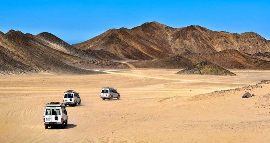 7-Hurghada desert