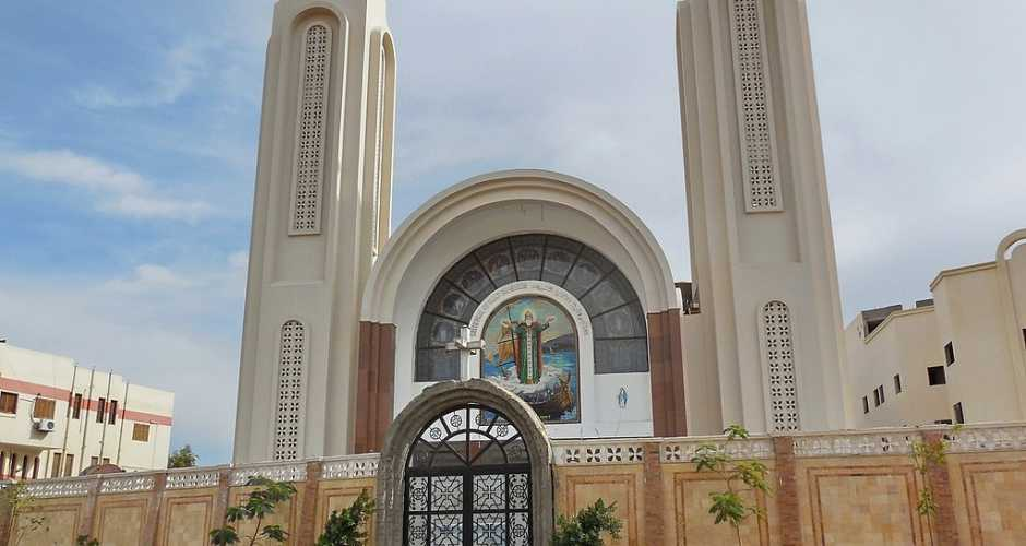 10-Coptic Cathedral of Saint Shenouda