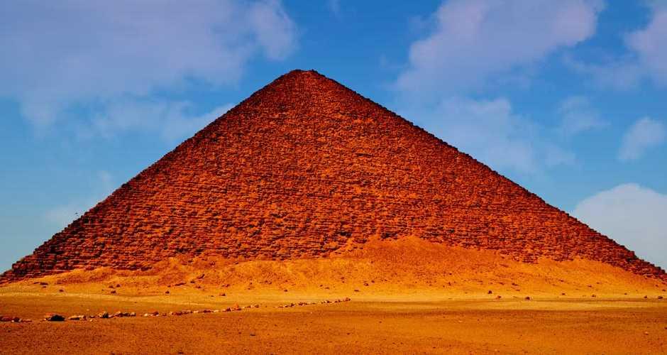6-Dahshur Pyramid
