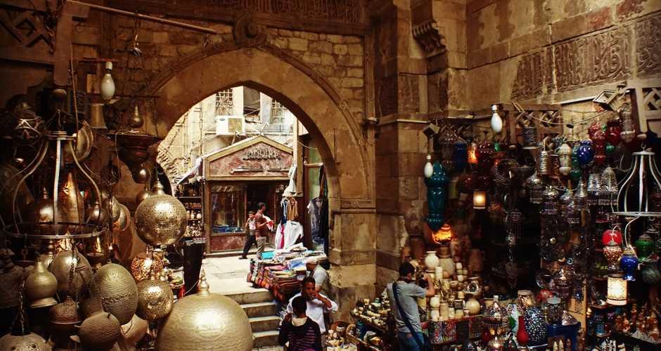 10-Khan el Khalil bazaar