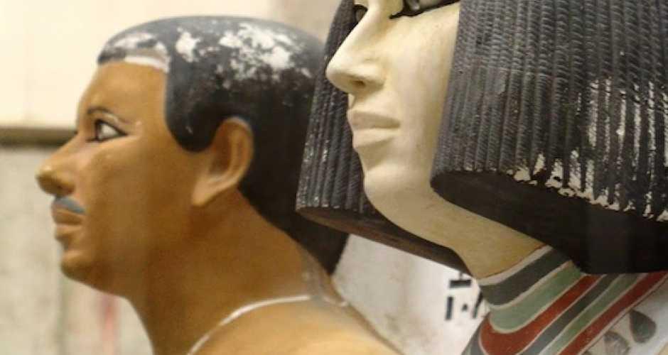 2- Het Egyptisch museum