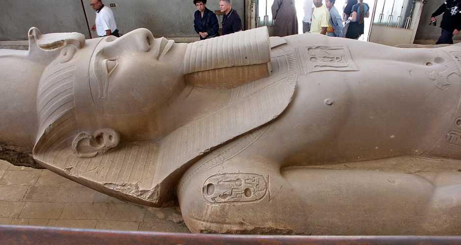 4-Memphis de oudste hoofdstad van Egypte