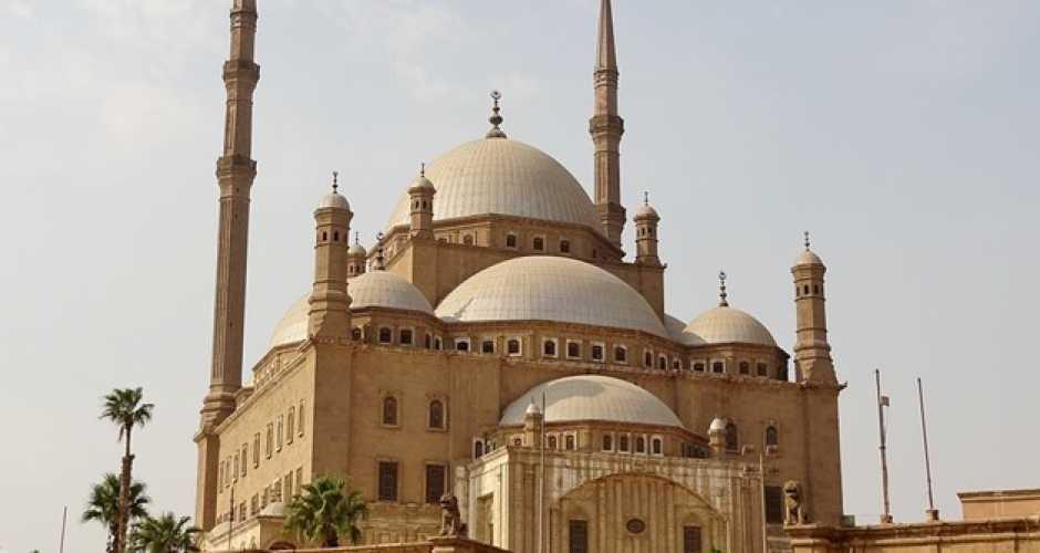 6-De citadel van Sultan Saladin