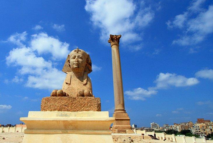 Pompey Pillar: