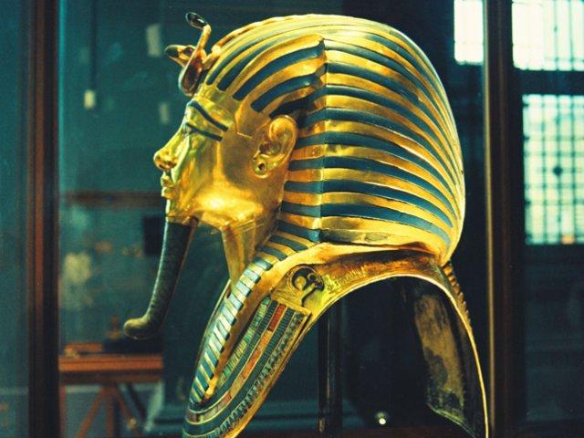 De Mask van Koning Tut