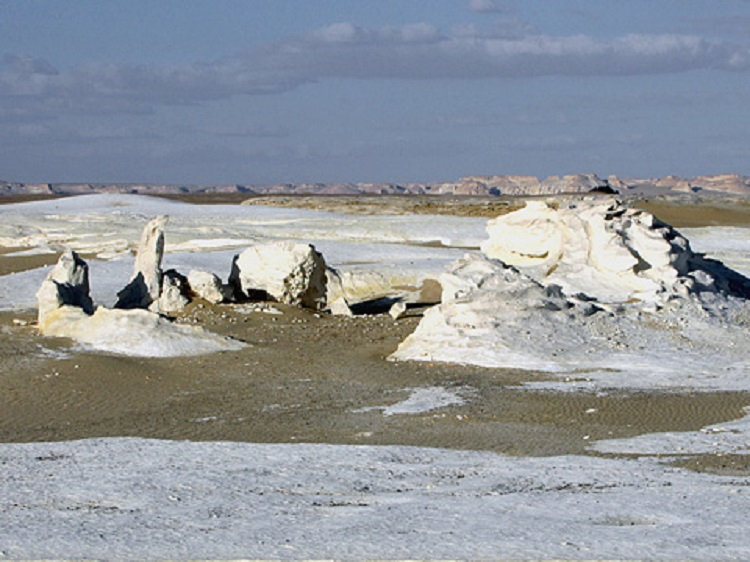 De witte woestijn