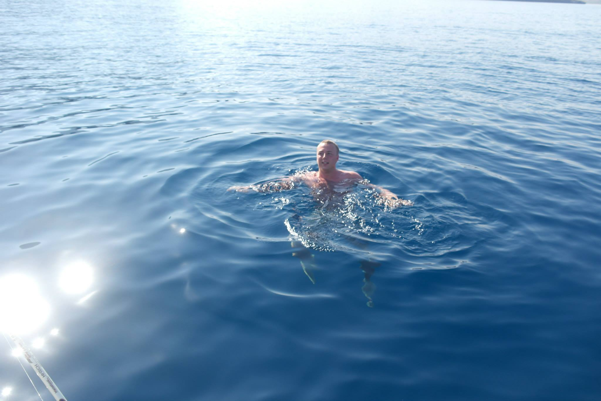 Open Water Swimming - Iceland Swimming in Ocean
