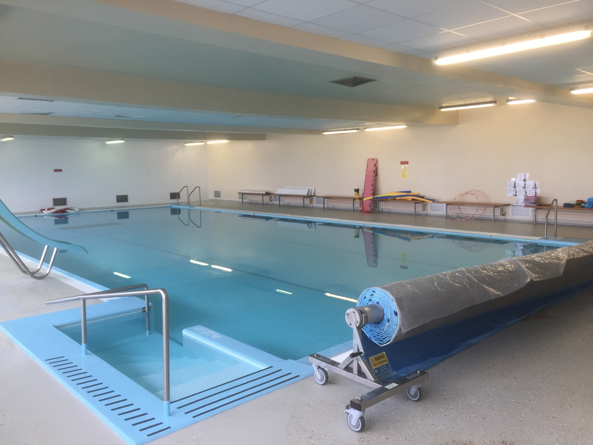 Swimming pools in iceland - Iceland indoor pools
