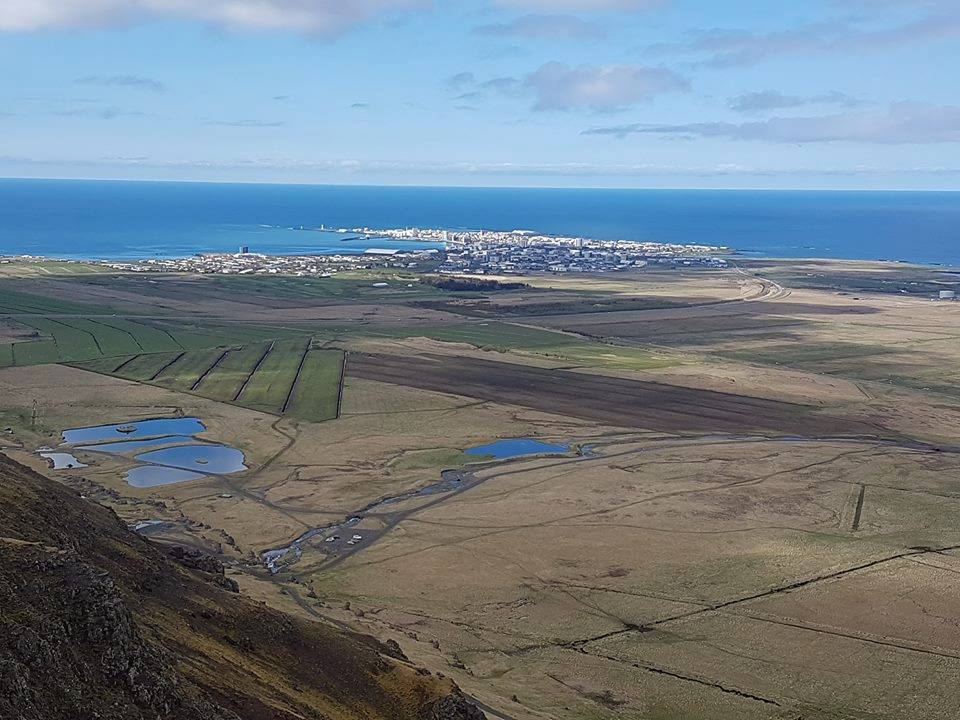 Iceland hiking - Reykjarvík and Akranes