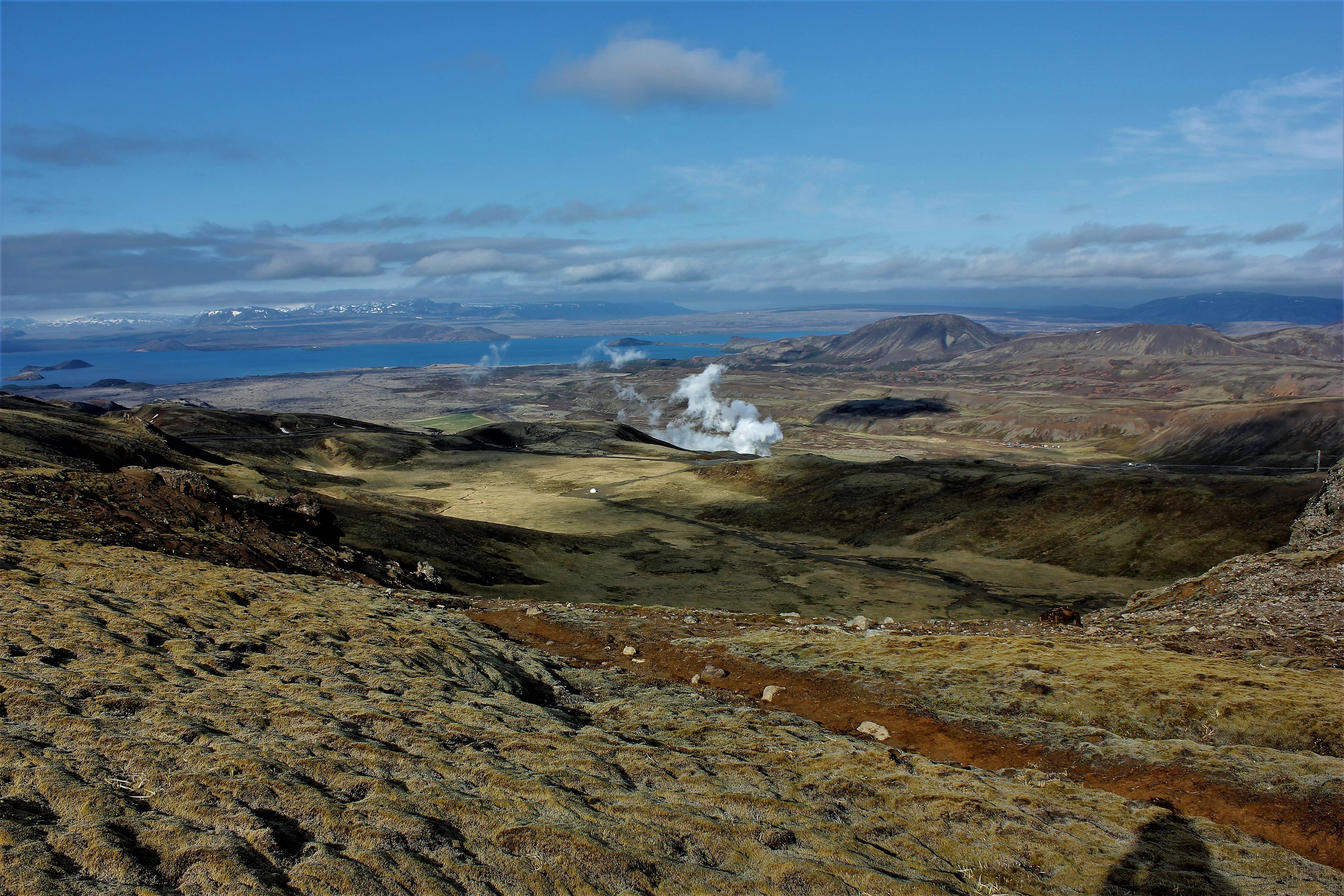 Þingvellir - Langjökull