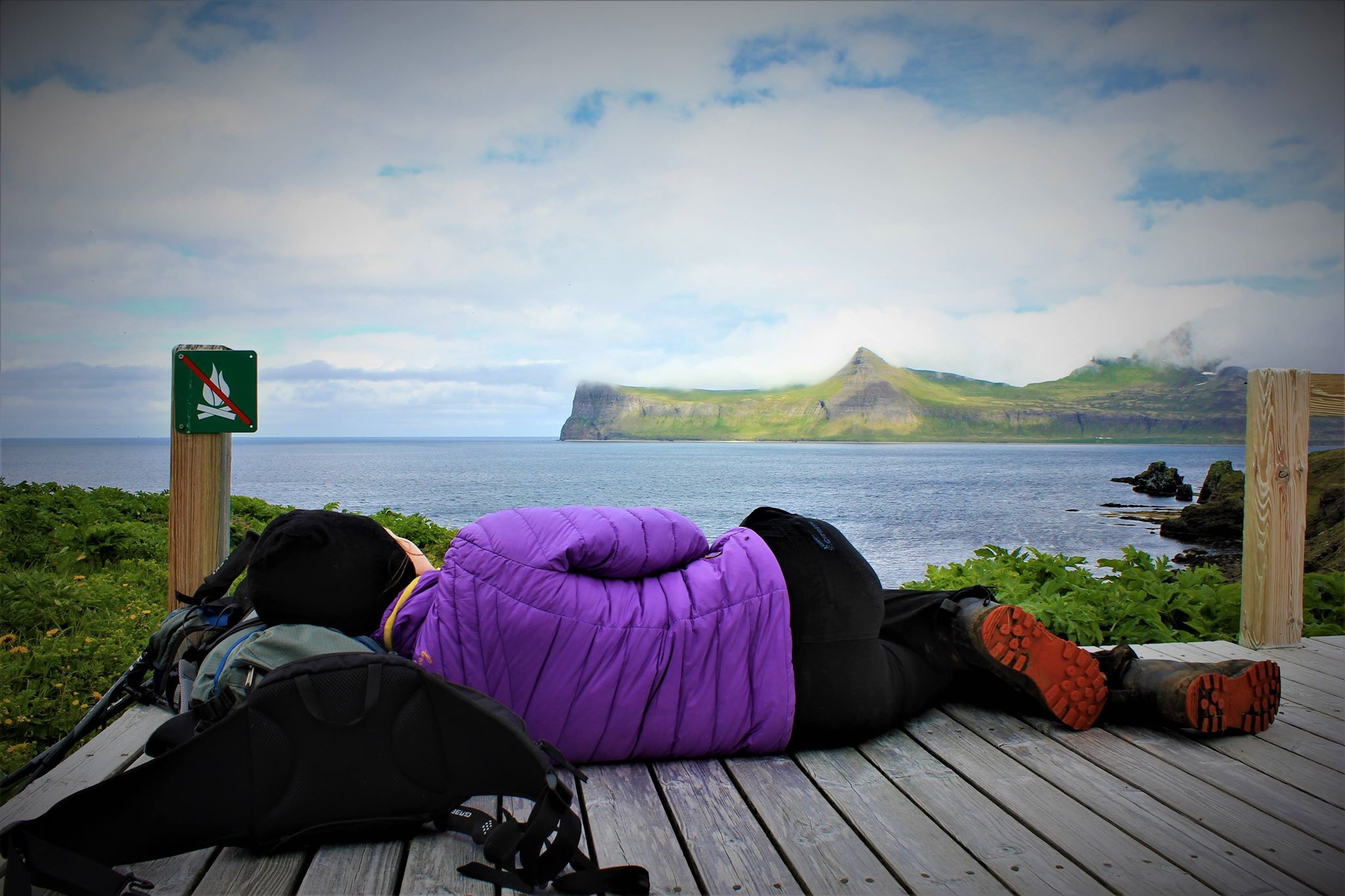 Hornstrandir - Iceland hiking