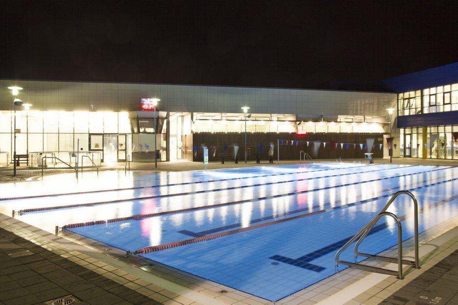 Iceland swimming pools - Kópavogur