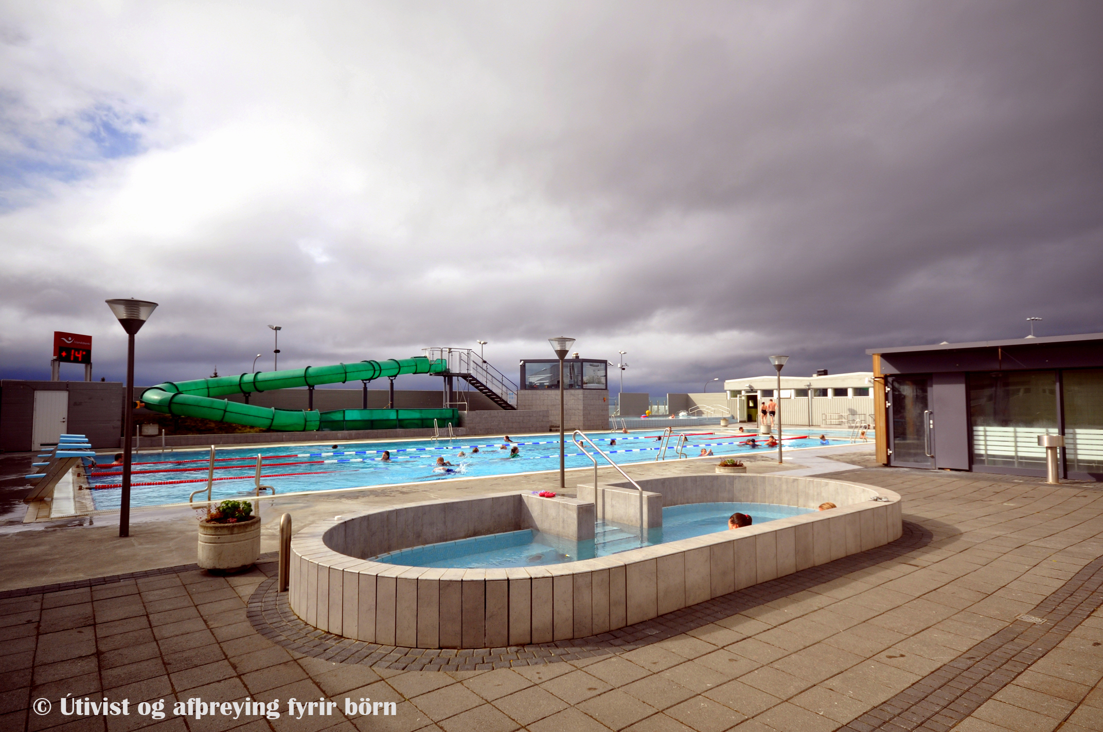 Seltjarnarnes - Iceland swimming pools and World class gym