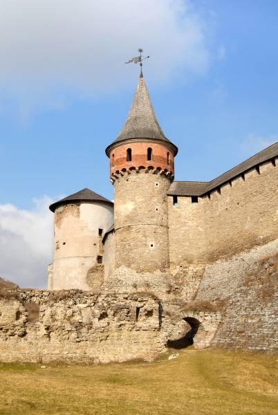 Aventour Kamianets-Podilskyi Castle