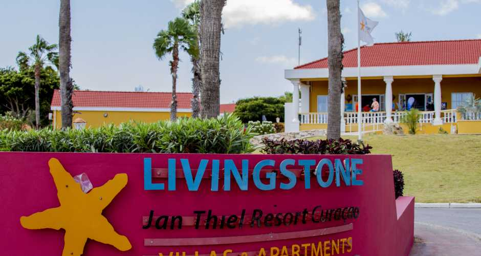 located at Livingstone Jan Thiel Beach Resort