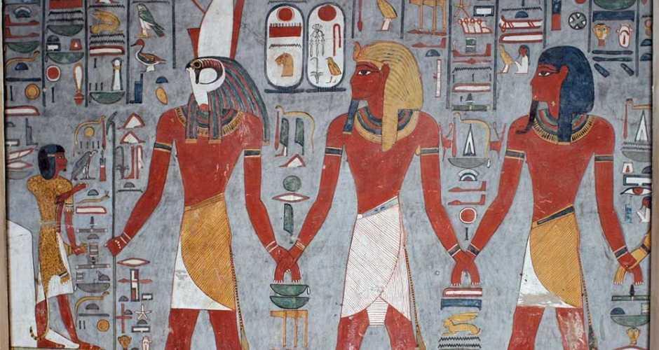 Tomb of Ramses IV (2)