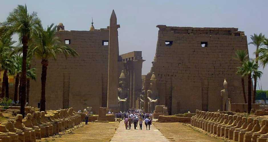 Luxor utflykter
